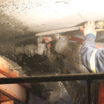 Overhead Shotcrete for Structural Repair in Portland, Oregon