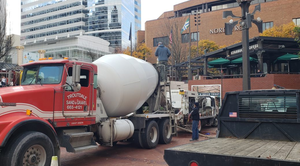 Concrete Pumping Chad Standley 971 219 5358